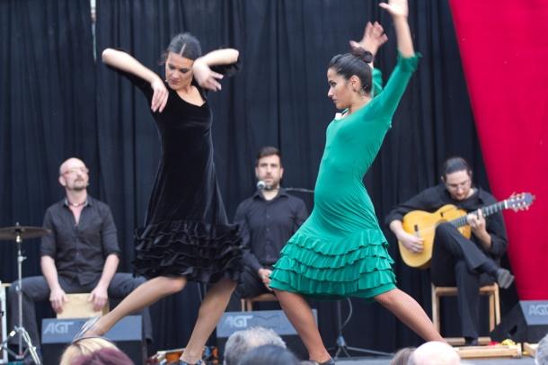 Flamenco de-mente